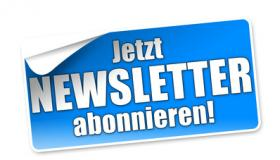 NEU! Newsletter-Modul