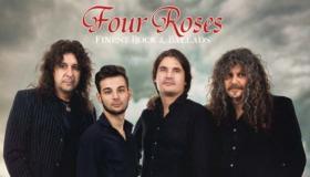 """""""Auf in die 20er!"""" - Four Roses mit neuem Gitarristen"""