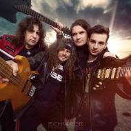 Four Roses 2020 dabei - mit neuem Gitarristen
